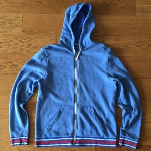 Alternative Earth Zip Up Hoody
